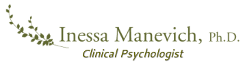 Inessa Manevich,Ph.D., Clinical Psychologist